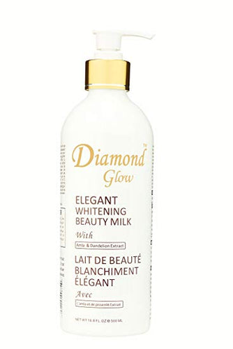 Diamond Glow Elegant Treatment Lotion 16.8oz