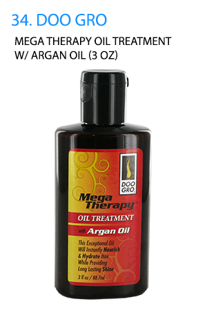 Doo Gro Mega Therapy Oil Treatment w/Argan Oil 3oz