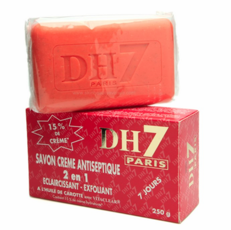 DH7 Antiseptic Cream Soap 8.75 oz