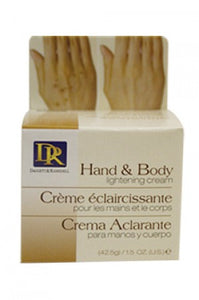 D&R Hand&Body Lightening Cream 1.5oz
