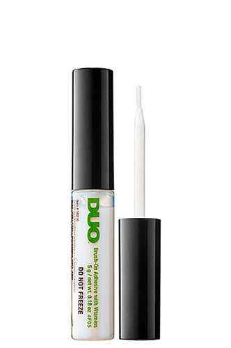 DUO Brush On Adhesive White/Clear (0.18oz)