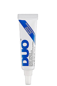 DUO Strip Lash Adhesive [White/Clear] (Double Size-0.5oz