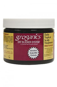 Groganics Daily Topical Sensitive Scalp Treatment-Mild 6oz