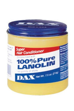 Dax 100% Pure Lanolin 14oz