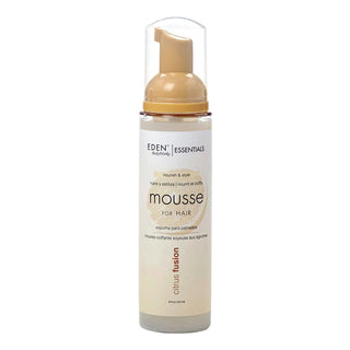 EDEN BODYWORKS Citrus Fusion Styling Foam Mousse 8oz