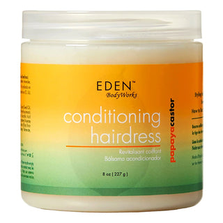EDEN BODYWORKS Papaya Castor Conditioning Hair Dress 8oz