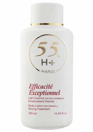 55H+ Efficacite Exceptionnel Body Lotion 16.80 oz
