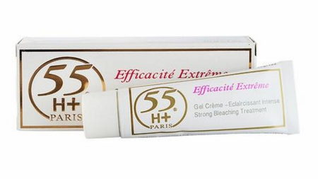 55 H+ Extreme Efficacite Strong Bleaching Gel 1 oz / 30ml