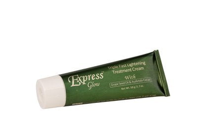 Express Glow Triple Fast Lightening Treatment Cream 50g / 1.7 oz