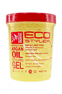 Eco Gel  Moroccan Argan Oil 32oz
