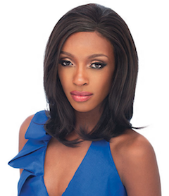 High Tex Wig First Lady, Lace Front Wig