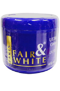 Fair & White Ultra Moisturizing Body Cream 400ml