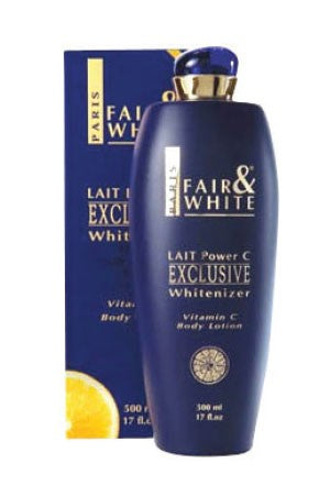 Fair & White Exclusive Body Lotion with Vitamin C 500ml