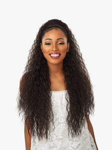 "Instant Ponytail French Wave 24""­"