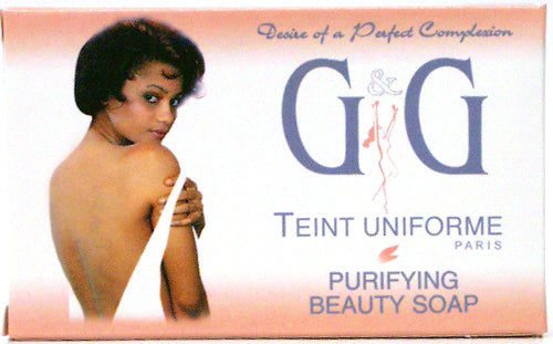 G & G Teint Uniforme Purifying Beauty Soap 6.7oz / 200g