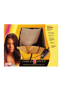 Gold'N Hot Conditioning Heating Cap