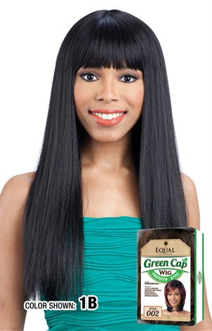 Freetress Equal Green Cap 009, Synthetic Hair Wig