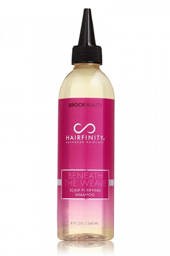 Hairfinity Beneath the Weave Scalp Purifying Shampoo 8oz