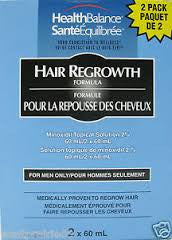 Health Balance Hair Regrowth 120ml, For Men