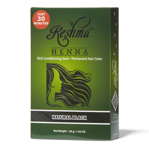 Reshma Beauty Reshma 30 Minute Henna Hair Color 1.05 Oz dark Black