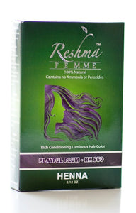 Reshma Beauty Reshma 30 Minute Henna Hair Color 1.05 Oz Natural Violet