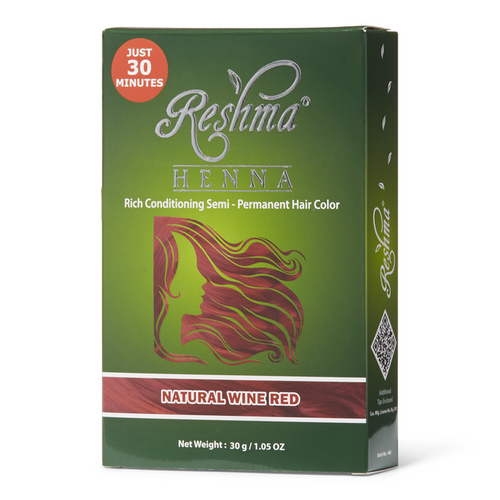 Reshma Beauty Reshma 30 Minute Henna Hair Color 1.05 Oz Wine Red