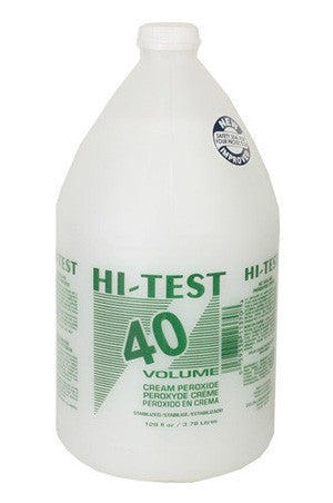 Hi-Test Cream Peroxide Vol.40 4oz