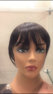 Topper Hair Pieces 8""