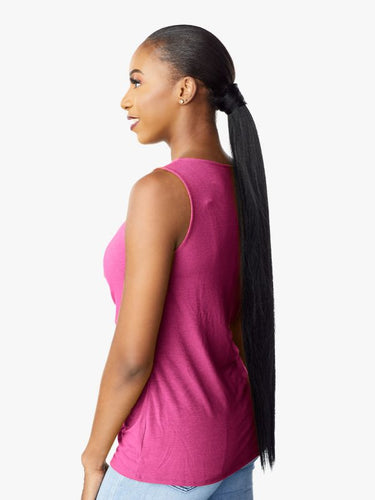 Instant Pony Wrap Straight, Ponytail 30