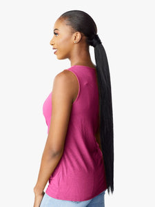 Instant Pony Wrap Straight, Ponytail 30""