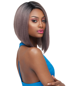 LACE FRONT WIG ISSA, Synthetic Wig