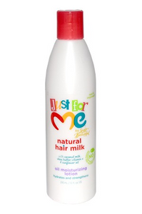 Just For Me Hair Milk Oil Moisturizing Lotion 10oz