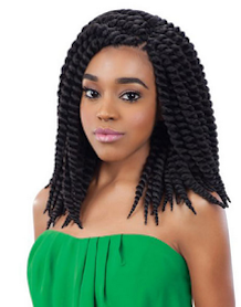 Jumbo Twist Braid 24