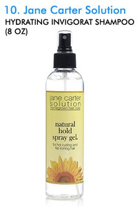Jane Carter Solution Hydrating Invigorating Shampoo 8oz