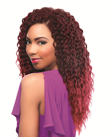 "Kanubia Bliss Curl 16"", Synthetic Hair Extension"