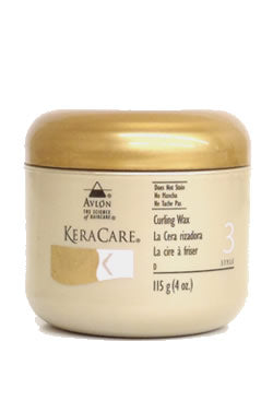 Kera Care Curling Wax 4oz