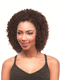 "Kanubia Straw Curl 12"", Synthetic Hair Extensions"