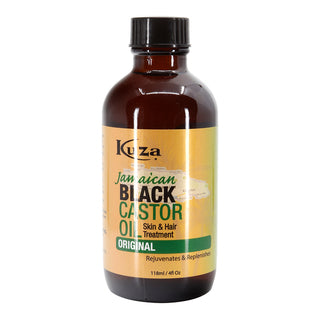KUZA Jamaican Black Castor Oil Original (4oz)
