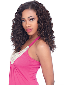 "Kanubia Shimmer Wvg 16"", Synthetic Hair Extensions"
