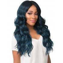 Empress Free-Part Lace Front Edge Wig KAILYN, Synthetic Hair Wig