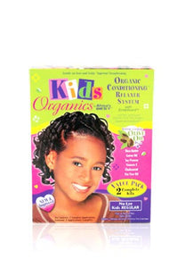 Organics Kid's Relaxer System-Value Pk Regular