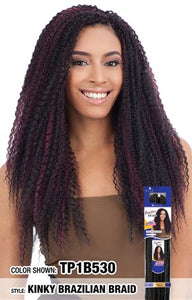 Freetress Kinky Brazilian Braids,  Synthetic Braids