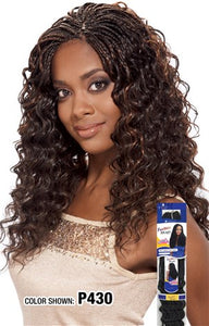 "Freetress Cozy Deep Braid 20"",  Synthetic Braids"