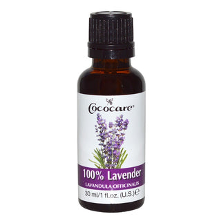 COCOCARE 100% Natural Lavender Oil (1oz)