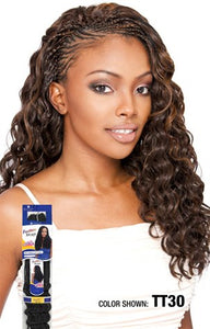 "Freetress Loose Appeal Braids 24"",  Synthetic Braids"