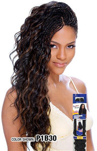"Freetress Loose Deep Bulk 24"",  Synthetic Braids"