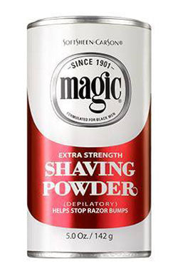 Magic Shaving Powder Red 5oz