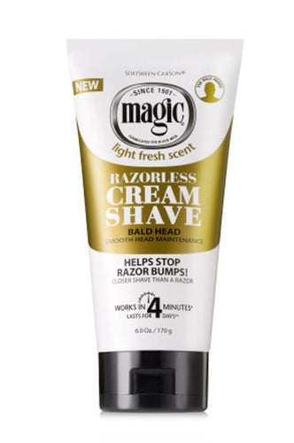 Magic Shaving Cream Smooth 6oz