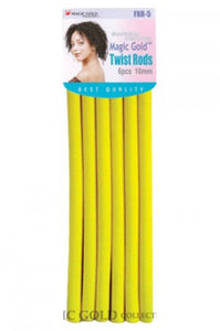 Magic Gold Twist Rods 16 mm
