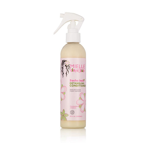 MIELLE ORGANICS Kids Sacha Inchi Detangling Conditioner (8oz)